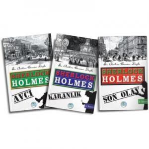 Sherlock Holmes 3 lü Set