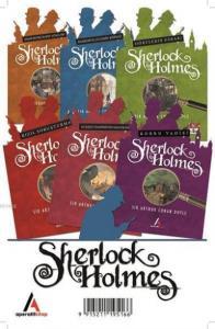 Sherlock Holmes Seti 6 Kitap Set