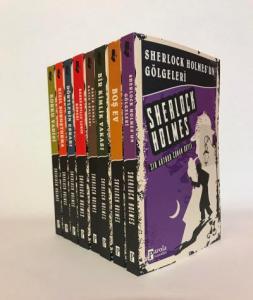 Sherlock Holmes Seti 8 Kitap