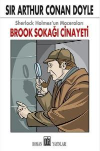 Sherlock Holmes'un Maceraları-Brook Sokağı Cinayeti