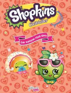 Shopkins Cicibiler-Çok Konuşan Püslü Elma