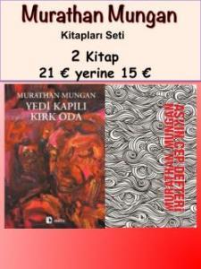 Murathan Mungan Kitapları Seti