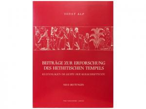 Beitrage zur Erforschung des Hethitischen Tempels