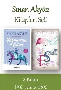 Sinan Akyüz Kitapları Seti-2