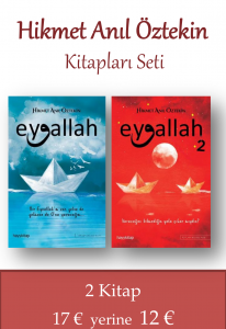 Hikmet Anıl Öztekin Kitapları Seti-2