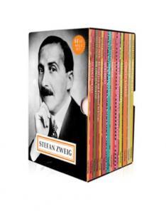 Stefan Zweig 14 lü Mega Set