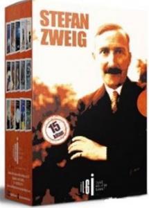 Stefan Zweig Set 15 Kitap Kutulu