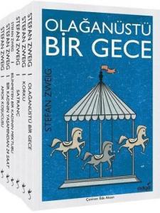 Stefan Zweig Seti-6 Kitap Takım