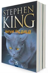 Stephen King Seti 3 Kitap Takım