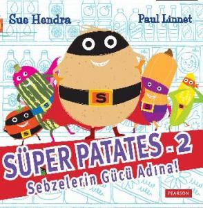Süper Patates 2 Sebzelerin Gücü Adına