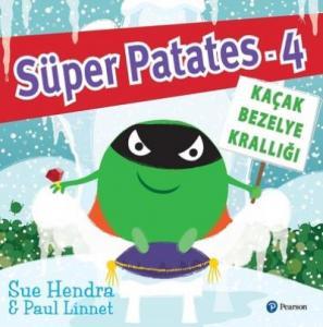 Süper Patates 4-Kaçak Bezelye Krallığı