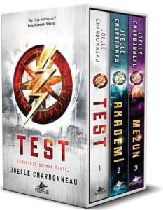 Test Serisi Kutulu Özel Set (3 Kitap)