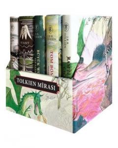 Tolkien Mirası-Kutulu 5 Kitap