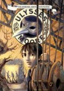 Ulysses Moore 8-Yıldırımların Efendisi K.Kapak