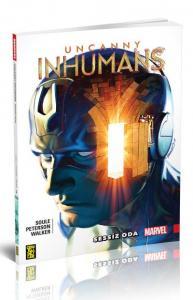 Uncanny Inhumans 2-Sessiz Oda