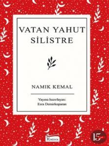 Vatan Yahut Silistre-Bez Kapak