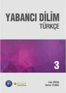 Yabancı Dilim Türkçe 3