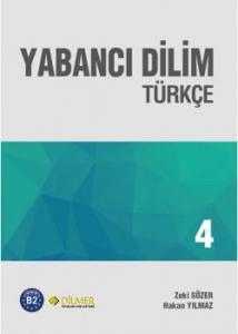 Yabancı Dilim Türkçe 4