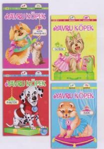 Yavru Köpek Seti 4 Kitap