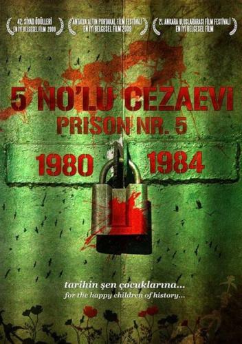5 No'lu Cezaevi 1980-1984