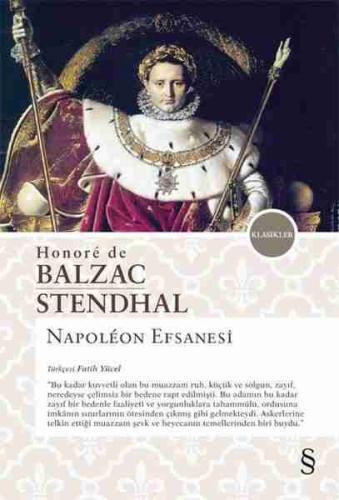 Napoleon Efsanesi Honere de Balzac