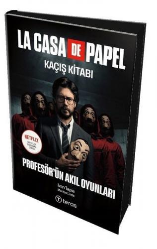 La Casa de Papel-Kaçış Kitabı İvan Tapia-Montse Linde