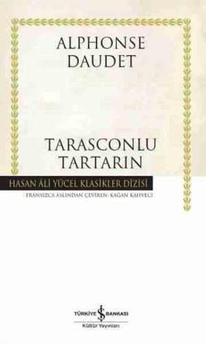 Tarasconlu Tartarin Alphonse Daudet