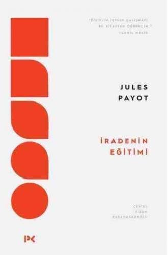 İradenin Eğitimi Jules Payot