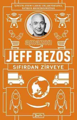 Sıfırdan Zirveye Jeff Bezos
