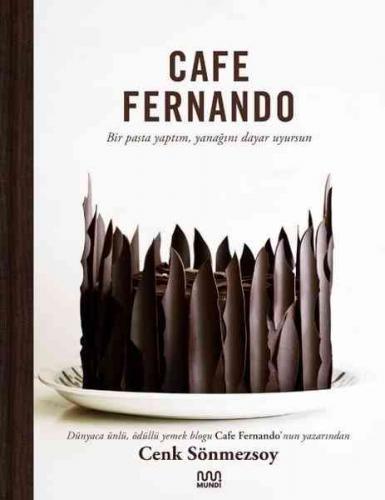 Cafe Fernando Cenk Sönmezsoy