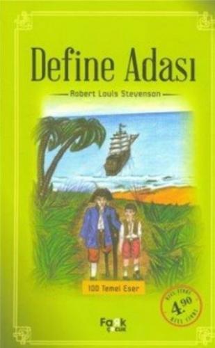 100 Temel Eser Define Adası