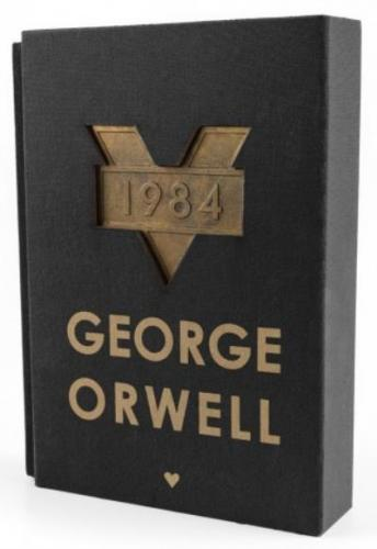 1984-Siyah Kutulu Özel Baskı