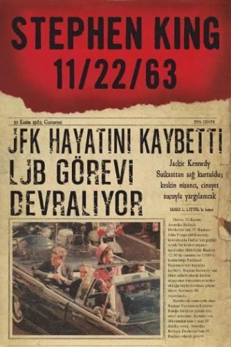 22/11/63 - JFK Hayatını Kaybetti