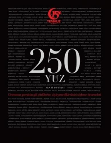 250 Yüz Senai Demirci