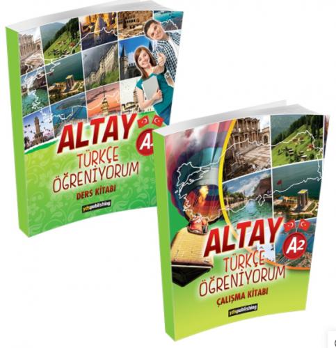 Altay Türkçe Öğreniyorum A2 Kolektif
