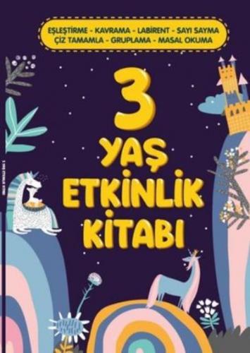 3 Yaş Ekinlik Kitabı Teras Kitap Kolektif