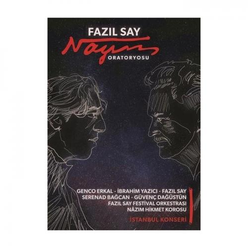 Nazım Oratoryosu - DVD