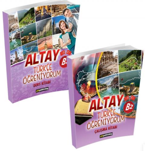 Altay Türkçe Öğreniyorum B2 Kolektif