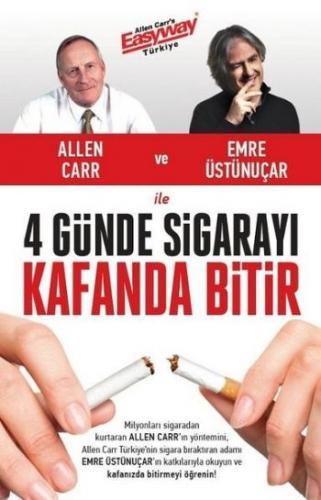4 Günde Sigarayı Kafanda Bitir Allen Carr