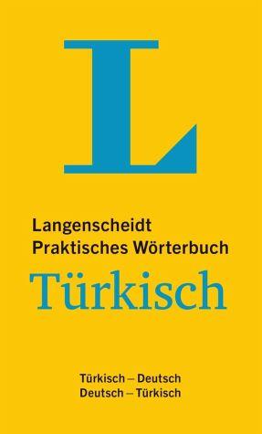 Langenscheidt Praktisches Wörterbuch - Türkisch - Deutsch/Deutsch - Türkisch