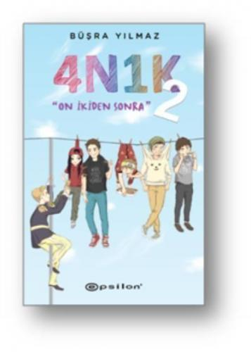 4N1K 2 On Ikiden Sonra (Karton Kapak)
