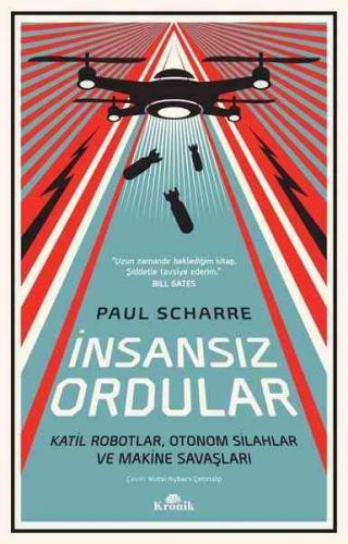 İnsansız Ordular Paul Scharre