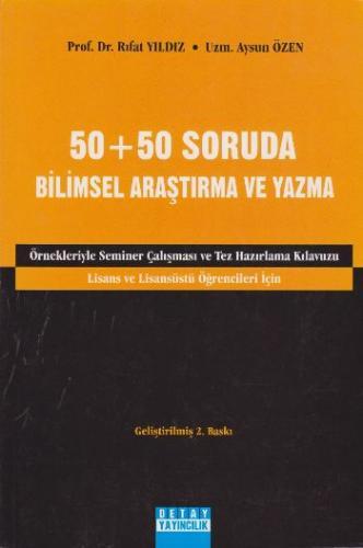 50+50 Soruda Bilimsel Araştırma