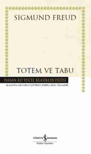 Totem ve Tabu (CİLTLİ) Sigmund Freud
