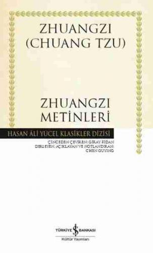 Zhuangzi Metinleri (CİLTLİ)