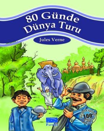 80 Günde Dünya Turu 100 Temel Eser-1.Kademe