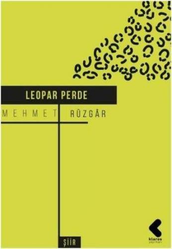 Leopar Perde Mehmet Rüzgar