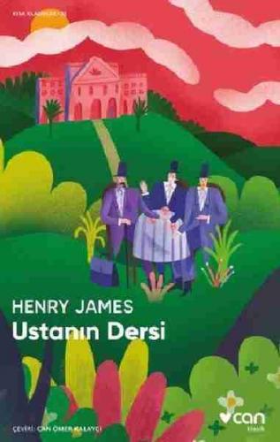 Ustanın Dersi Henry James