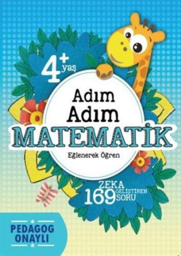 Adım Adım Matematik 4 Yaş Koloni Çocuk Kolektif