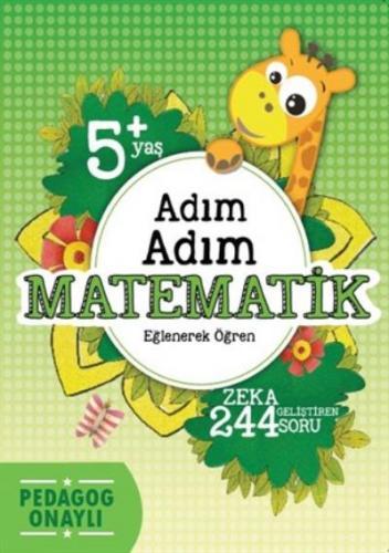 Adım Adım Matematik 5 Yaş Koloni Çocuk Kolektif